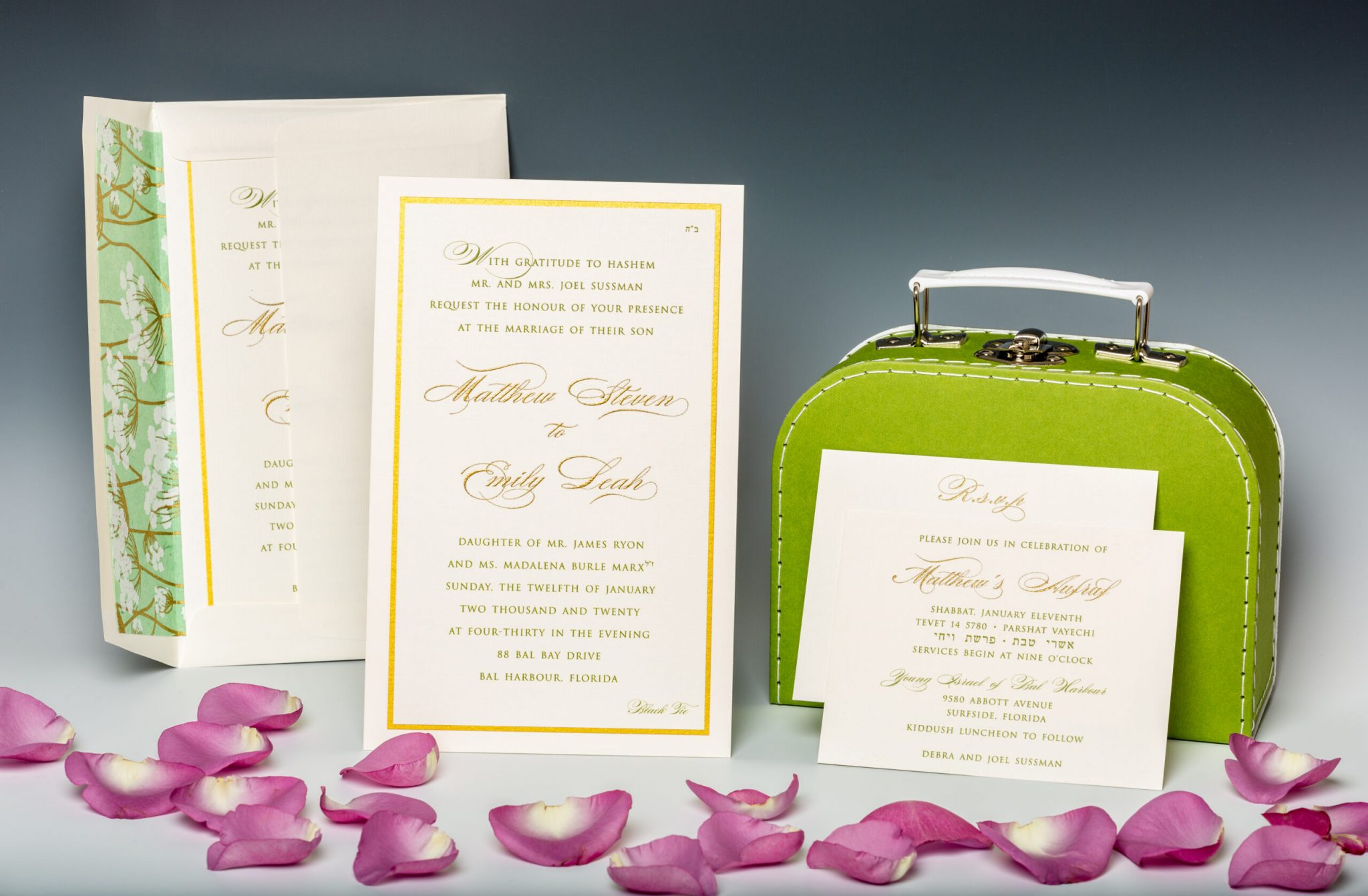 Houston Custom Invitations, Gifts, and Favors